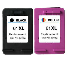 2x Ink Cartridges Compatible For HP61 61 61XL Officejet 2620 2630 4620 4630 4632
