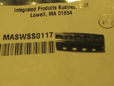 MASWSS0117 GaAs SPDT 2.7V High Power Switch DC - 3.0 GHz SC70 MACOM  1pcs