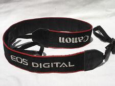 CANON EOS Digital CAMERA NECK STRAP for Rebel T5i T3i 70D T4i 7D 60D 5D Mark II