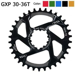 Spare Sprockets 30-36T For GXP crank Lightweight Ultra light Durable Practical
