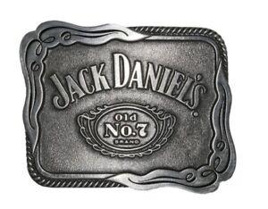 Jack Daniels 5065JD Oval Buckle//Damen und Herren G/ürtelschnalle//G/ürtelschliesse