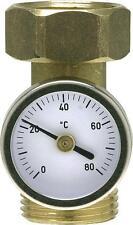 MAGRA Thermometer Heizkreisverteiler Skalenring 0-80 Heizungsverteiler Heizung