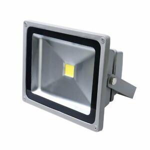 20W LED Flutlicht Fluter Außen Strahler IP65 Garten Scheinwerfer Kaltweiß 6000K