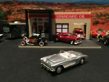 1:64 Hot Wheels Limited Edition 1957 57 Chevy Corvette Silver