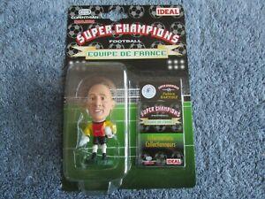 Very Rare Fabien Barthez France Manchester United Corinthian Blister Super Champ
