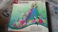 "Sir Malcolm Sargent,""Gilbert & Sullivan: Iolanthe"" Vinyl double album-SXDW 3047"