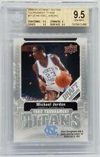 Michael Jordan 2009-10 Upper Deck Draft Edition Tournament Titans BGS 9.5 Gem