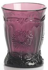 Amethyst Glass Dahlia Pattern Tumbler - Mosser USA