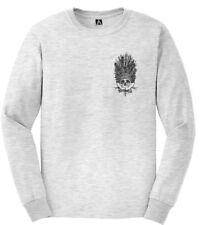Unbranded Crew Neck Skull T-Shirts for Men