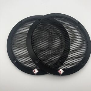 "ROCKFORD FOSGATE 6 1/2"" 6.5"" Speaker Grill Covers"