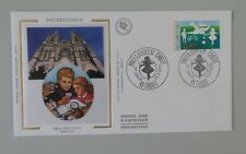 France FDC 1er jour 2690 30 mars 1991 philexjeunes