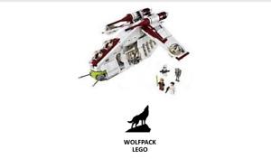 Lego Star Wars Republic Gunship (75021) See Desc.