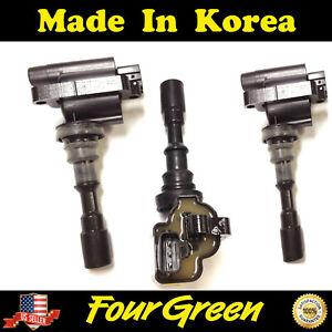 3-PCS Engine Ignition Coil for 2002-2006 Hyundai Santa Fe XG350 Amanti ⭐⭐⭐⭐⭐