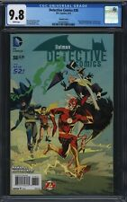 Detective Comics #38 (2011) CGC 9.8 Flash 75th Variant Homage to Detective #67