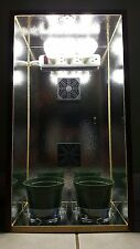 Stealth Grow Cabinet SOIL, Lights & Carbon Filter Included