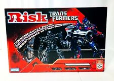 Risk~ Transformers Cybertron Battle Edition ~ Parker Brothers 2007