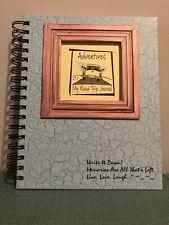 Adventure, My Road Trip Journal! - Kraft Hard Cover