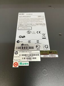 JC105A HP 5800-48G Switch Inc Warranty, VAT, Delivery