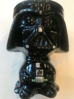 Star Wars Darth Vader Black Tiki Mug Ceramic Goblet Cup Coffee Mug HG7