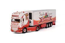 WSI Collectibles Scania R6 Topline hierba Remolque 3 Eje Eckhardt 01-1569