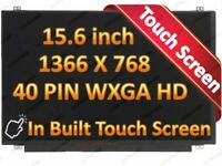 """New HP Touch Smart 813961-001 B156XTK01.0 LCD Screen LED for Laptop 15.6"""" HD"""