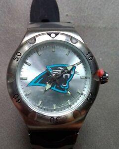 Carolina Panthers MEN'S Sports Watch GAME TIME