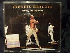Freddie MERCURY-LIVING On My Own-CD MAXI