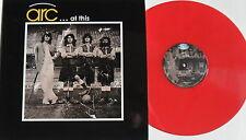 LP ARC...At This - Re-Release - RED VINYL- Soundvision 03520 - MINT/MINT
