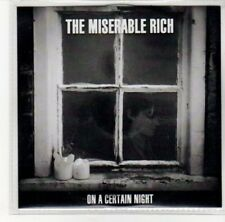(DK145) The Miserable Rich, On A Certain Night - 2011 DJ CD