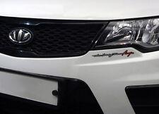 The Driving force Logo Slim Emblem 1p For 2009 2014 Kia Forte Koup : Cerato KOUP