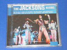 The Jacksons - Milestones - CD SIGILLATO