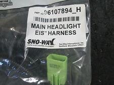 96107894 (96115630) Sno-Way Main Headlight EIS harness