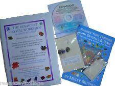 Renascent Crystal Workshop: Esoteric Crystal + Gem Healing Correspondence Course