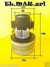 MOTORE EL. TRISTADIO 1100 W aspiratore industriale aspirapolvere aspiraliquidi
