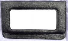 """LEE Pewter Leather """"Classic Clutch Bag"""" Purse for handpainted Needlepoint Canvas"""