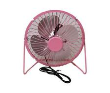 Mini USB Desk Fan Small Quiet Personal Cooler USB Powered Portable Table Fan