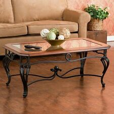 tuscan coffee tables | ebay