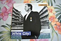 Pete Townsend White City 33 RPM LP Record 1985 Vinyl LP Record Near Mint PROMO