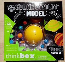 Sistema Solare 3-D Incandescente GLOW IN THE DARK modello Pianeti /& Stars 240 PEZZI