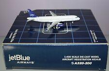Gemini GJBU197D Airbus A320-232 JetBlue N534JB in 1:400 scale