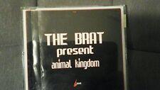 THE BRAT - PRESENT ANIMAL KINGDOM. CD SINGOLO 4 TRACKS