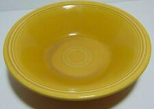 """Old Vintage 1969 ANTIQUE GOLD FIESTA 9"""" Vegetable Bowl HOMER LAUGHLIN FIESTAWARE"""