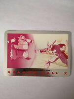 SUPER RARE CARTE DBZ 1989 GOGETA JANEMBA N°14 Dragon Ball Z série 2 card game