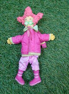 Vintage Didi Pickles Figure Didi Pickles Plush 7 Inches Tall 1999 Mattel Rugrats