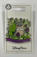 2020 Disney Parks Thumper St. Patrick's Day Limited Edition Disney Pin Le 4500