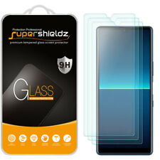 3X Supershieldz for Sony Xperia L4 Tempered Glass Screen Protector Saver
