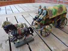 Lineol  Duscha Kutsche Feldwagen WH Militär