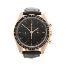 Omega Speedmaster Cronografo 18K Rose Gold Watch 31163425001001 42 mm COM1274