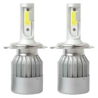 2pcs LED Car Light Bulbs H4 36W 3000K COB Auto Headlight Fog Lamp Bulbs L&6