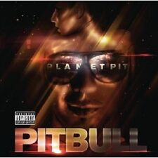 "Pitbull ""planet pit"" CD Deluxe Edition NEUF"